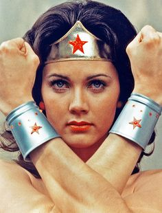 vintagegal:  Lynda Carter as Wonder Woman 1970s