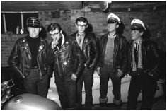 The Leather Boys, 1964 | The Ace Cafe, Love Triangle, Motorcycles, Morrissey & More