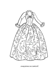 party dress coloring pages is listed in our party dress coloring pages