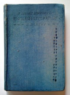 How about using an old book with an aged cloth cover as a background for photographing jewelry....blue book