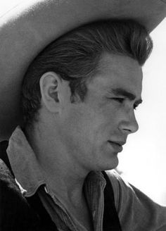 """James Dean; On Location for """"Giant"""" in Marfa, Texas, 1955 Hollywood Actor, Classic Hollywood, Old Hollywood, Jimmy Dean, East Of Eden, Bad Picture, Best Actor, Famous Faces, Movie Stars"""