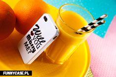 #drink #juice #etui #iphone #case #cover #telefon #orange #fruit #funnycase