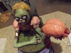 Tortas de zombies - Taringa!