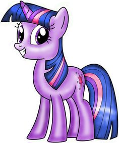 Twilight Shaded and Colored by AmbassadorAJ.deviantart.com