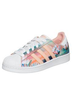 adidas Originals - SUPERSTAR  - Baskets basses - dust pink/white/dust