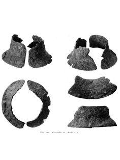 Gauntlet Fragments, Historiska Museet, Stockholm 1340
