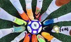 Jugadora de fútbol femenino: 'Somos invisibles'