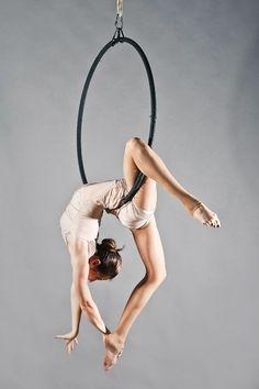 Aerial hoop/Lyra