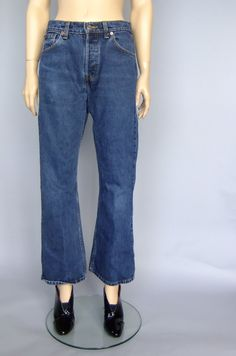 90s flare jeans, vintage levis, grunge, buttonfly levis, vintage jeans, high waist, denim trousers by vintage2049 on Etsy