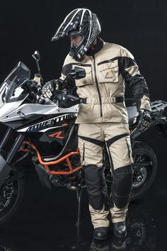 Flexibility, comfort, and protection are key with Rukka's latest Paijanne outfit for travelers on dual-sport motorcycles and adventure sports bikes.
