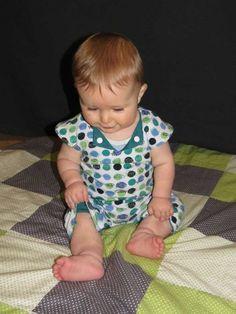 Lotta jumpsuit for babies