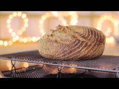 (10) Henry Herbert's No Knead Sourdough - YouTube