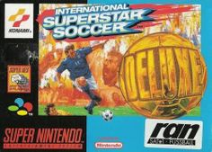 International Superstar Soccer Deluxe (Super NES)