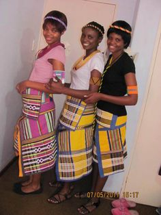 Ladies!!! African Dress, African Fashion, South Africa, Cape, Culture, Traditional, My Style, Clothing, Outfits