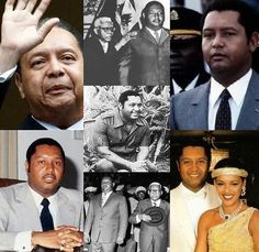 Former President of #Haiti Jean-Claude Duvalier dies at age 63 from heart attack. Memories of so much suffering... #haitian history