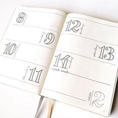 394 отметок «Нравится», 39 комментариев — Annie's Bullet Journal (@ajournalbyannie) в Instagram: «Ready for next week... Tried a horizontal layout this week instead of vertical columns... Which…»