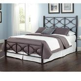 Found it at Wayfair - Marlo Panel Bed