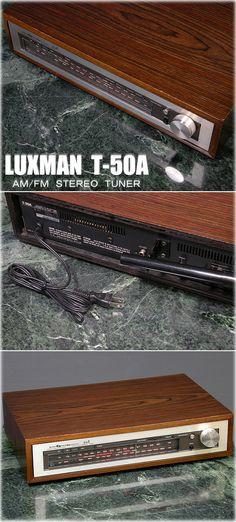 LUXMAN T-50A