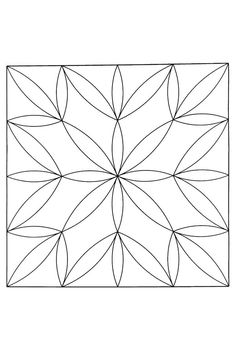 Free Kids Mandalas Coloring Pages Coloring Sheets, Coloring Books, Coloring Pages, Longarm Quilting, Machine Quilting, Quilting Designs, Quilting Ideas, Laser Cutter Projects, Doodles Zentangles