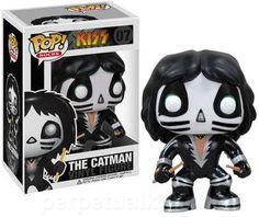 The Catman Kiss Action Figure