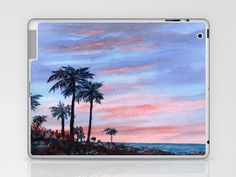 Florida Sunset Laptop & iPad Skin by Rosie Brown - $25.00