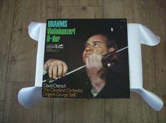 431) LP: Brahms Violinkonzert D-Dur op. 77, Preis 10€