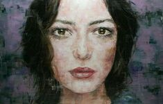 Kai Fine Art is an art website, shows painting and illustration works all over the world. Oil Portrait, Abstract Portrait, Woman Painting, Famous Artists, Paintings For Sale, Amazing Art, Original Artwork, Modern Art, Art Gallery