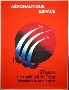 Vintage Airshow posters | Apron 6