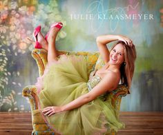 senior pictures. I like this idea because I do want to be able to wear my prom dress for some of my senior pictures :3