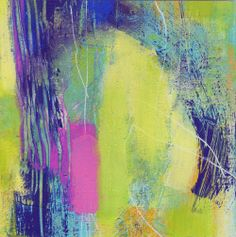 abstract painting by carolynne coulson Saturated Color, Impressionism, Color Inspiration, Screen Printing, Paper Art, Book Art, Art Pieces, Abstract Art, Backgrounds