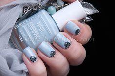 ChitChatNails » Blog Archive » Bettina – Vanity.  Stamping nail art