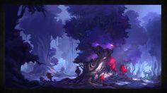 World of Warcraft: Legion Expansion Announcement - Wowhead News World Of Warcraft News, World Of Warcraft Legion, Environment Concept, Environment Design, Art Warcraft, Digital Backgrounds, Game Concept Art, Visual Development, Game Art