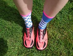 I love my Bont Blitz cycling shoes in neon pink! Road Cycling Shoes, Dr. Martens, Dr Martens Boots, Combat Boots, Combat Boot