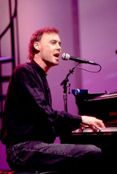 Virginian Bruce Hornsby: talented musician and songwriter (Mandolin Rain is a great example of his work) and an approachable, genuinely nice person.