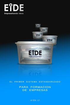 EIDE Empresarizando Ideas.    Todo lo que necesitas para crear Tu Empresa.  http://www.eide.cl