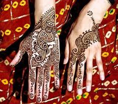 My mom and I got Henna done in India and Morocco. It's beautiful and it's expression of self. I recommend that every woman get Henna done in their life at least once, it's a wonderful (short term) way to spice up your body.