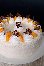 Hungarian Desserts, Hungarian Cake, Hungarian Recipes, Best Cake Recipes, Sweet Recipes, Cookie Recipes, Dessert Recipes, Snacks Dishes, Cake Cookies