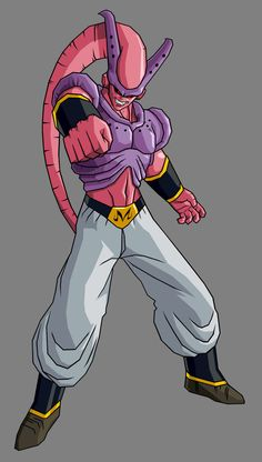 Super Buu - Janemba Absorbed by ~hsvhrt on deviantART