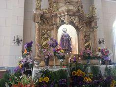 San Lázaro milagroso, la imagen más antigua y venerada del santuario del Rincón