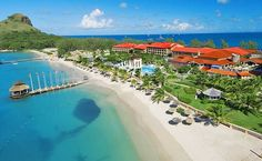 Sandals Grande St Lucian plus 28 other best resorts