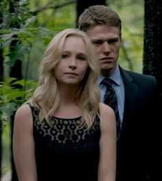 """Caroline's Jessica Simpson Illusion Peplum Dress on The Vampire Diaries Season 5, Episode 4: """"For Whom the Bell Tolls"""" - Spotted on TV"""