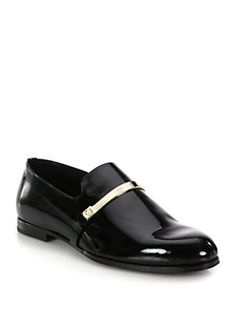 Jimmy Choo - Patent Leather Loafers