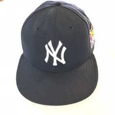 9a5efa4d341 New York Yankees New Era 59 50 Authentic Diamond Collection 7 MLB Hat 100%  Wool