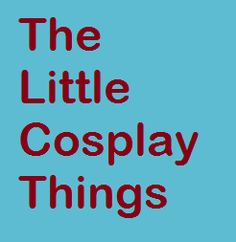 Little Cosplay Things Gigantic Reference Post // There are several tutorials linked here for just about everything: clothes, props, wigs, makeup, tattoos/sfx, wings, etc.