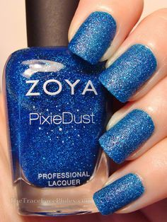 Zoya Liberty - a word of warning: this stains terribly. Use a base coat.  I know Zoya says not to, but trust me on this one.