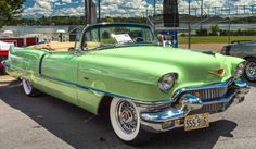 1956 Cadillac..Re-Pin brought to you by #CarInsuranceagents at #HouseofInsurance in #EugeneOregon