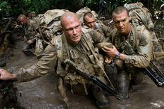 French Foreign Legion Jungle Warfare