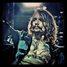 Justin Hawkins - The Darkness