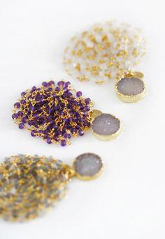 #necklace #gems
