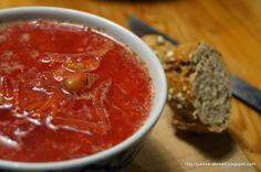 Ukrainian borscht, polish style ;)